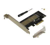 Контроллер PCI-E - M.2 Orient C300E