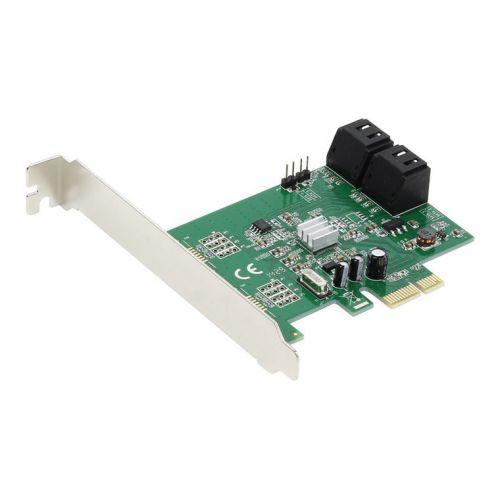 Контроллер PCI-E SATA3 Espada (EST18A-1) OEM