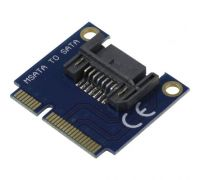 Конвертер Espada mSATA to  SATA  (MSS ver.2 )