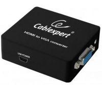 Конвертер HDMI - VGA Cablexpert DSC-HDMI-VGA