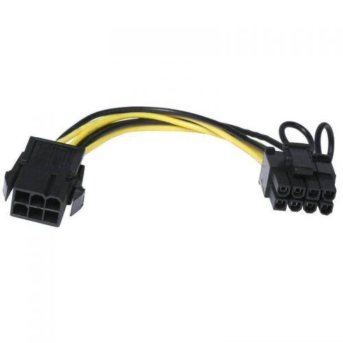 Переходник питания для видеокарт 6pin-8pin GPU power adapter cable