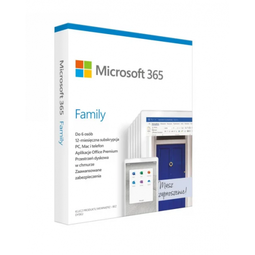 Microsoft Office 365 для семьи