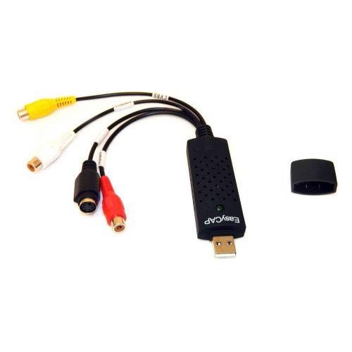 Видеозахват Espada  EUsbRca3 (USB2.0,  S-video/RCA-In) чипсет MS2100E