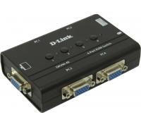 D-Link DKVM-4K Switch 4-1