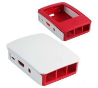 Корпус Raspberry Pi 3 B/B+ ACD Red+White ABS Plastic case (RA129)