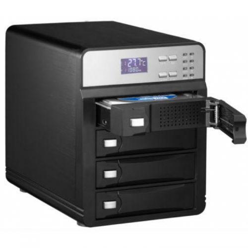 Внешний 3,5 корпус AgeStar 3C4B3A1-Black на 4 HDD