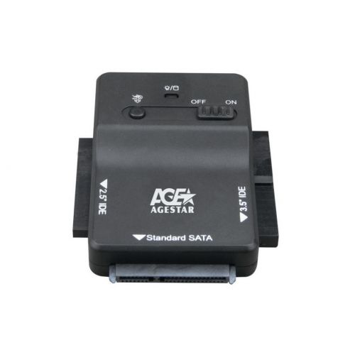 Переходник AgeStar 3FBCP1 USB3.0 to all IDE +SATA