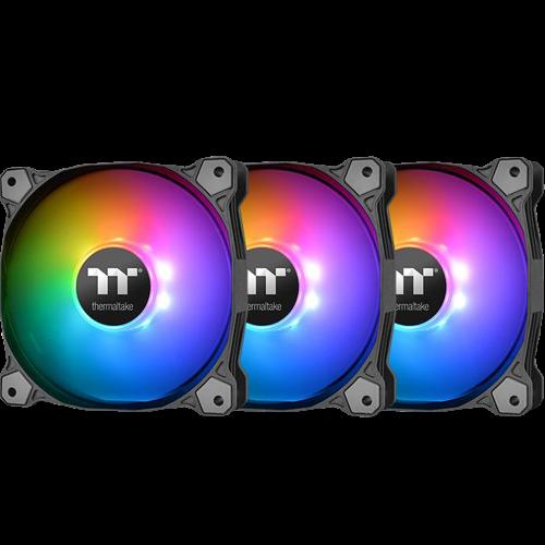 140 Thermaltake X3 RGB Premium Pure Plus (CL-F064-PL14SW-A) (3 Pack)