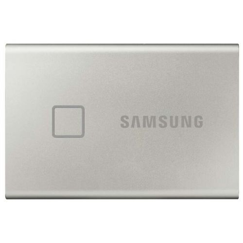 2Tb Samsung T7 Touch MU-PC2T0S/WW Silver
